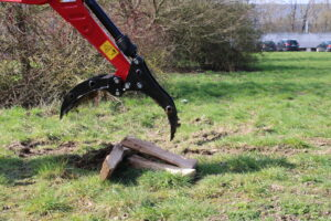 Mini excavator – What not to do in any case