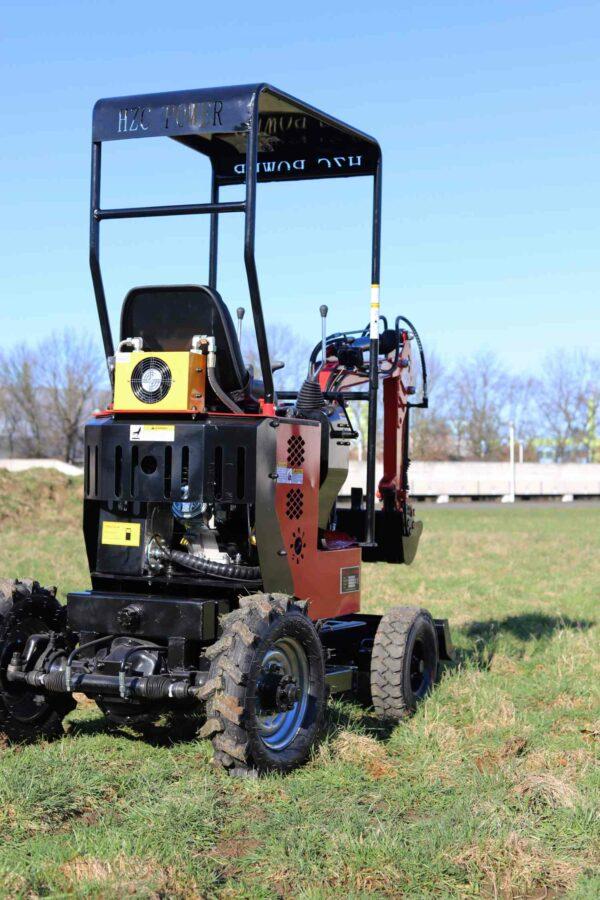 Mini-excavator-with-4-wheels_BVR600K_7