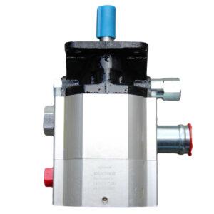 Hydraulic pump from bucher