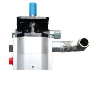 Hydraulikpumpe von Bucher für Minibagger