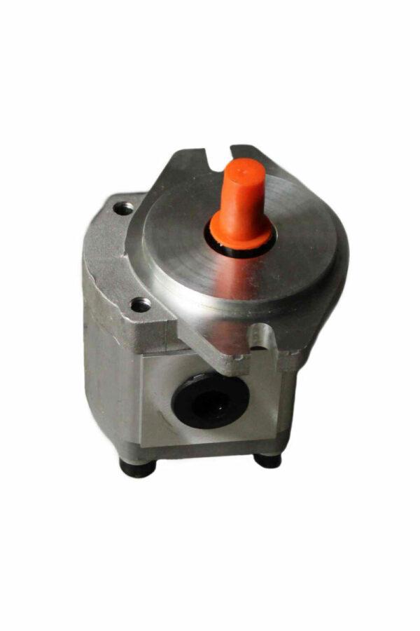 Hydraulic pump excavator