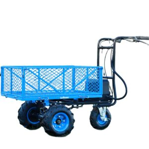 Elektrische Schubkarre bis 230 kg Zuladung von Landworks