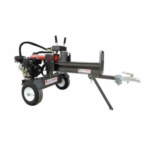 20 t horizontal wood splitter with petrol engine
