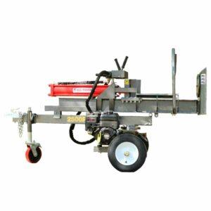 gasoline log splitter