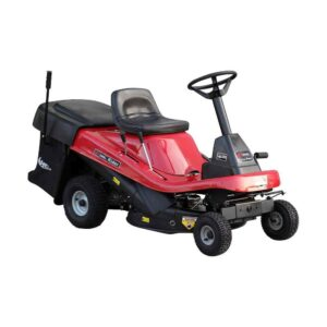 Lawn tractor with 20-90 mm cutting height