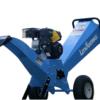 Schredder von Landworks für Weich- & Hartholz mit Benzinmotor
