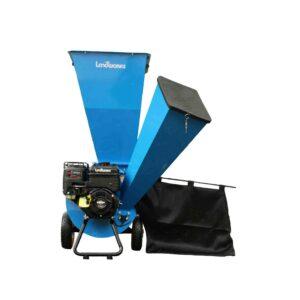 Multi-Häcksler/Schredder von Landworks für Weich- & Hartholz mit Benzinmotor
