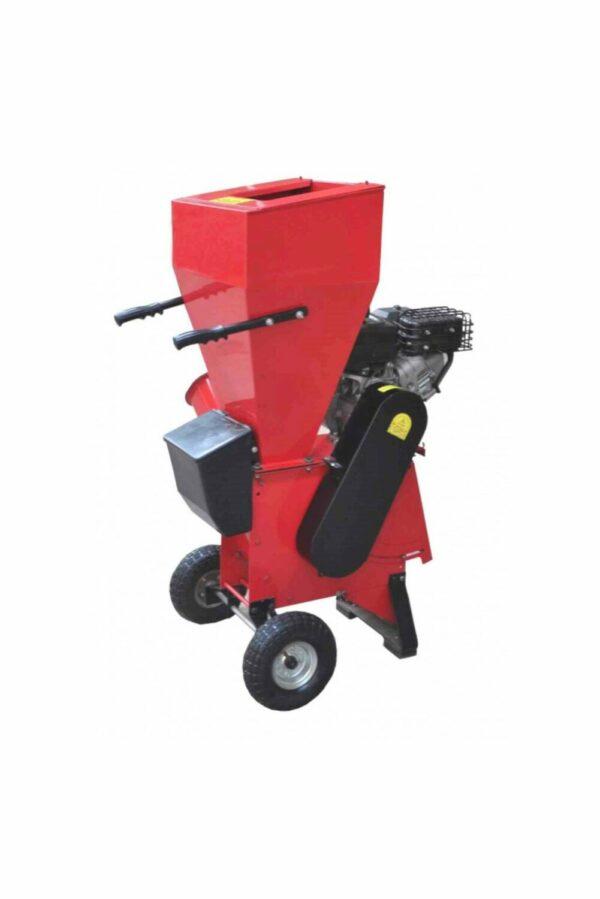 Multi-Shredder with petrol engine