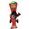 Multi-chipper with petrol engine