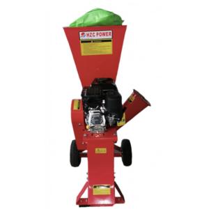 Multi-Häcksler für Weich- & Hartholz mit Benzinmotor